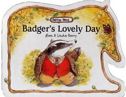 Badger's lovely Day